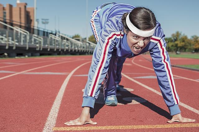 bieg strój treningowy